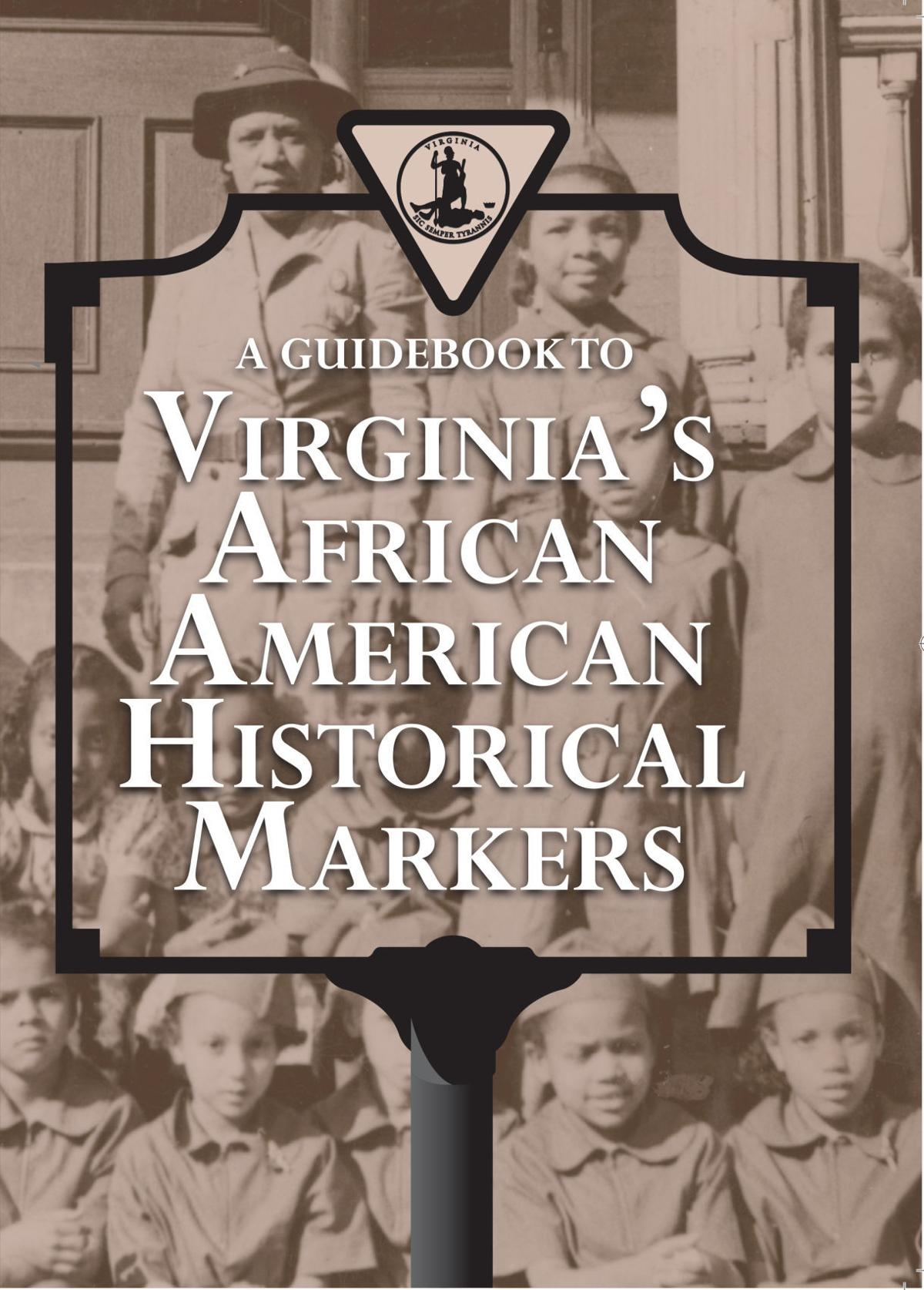 "Cover of ""A Guidebook to Virginia's African American Historical Markers"""
