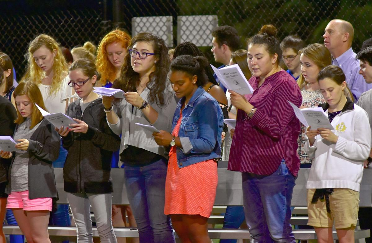 UMW Campus Catholic Ministry holds first ever Mass for Athletes