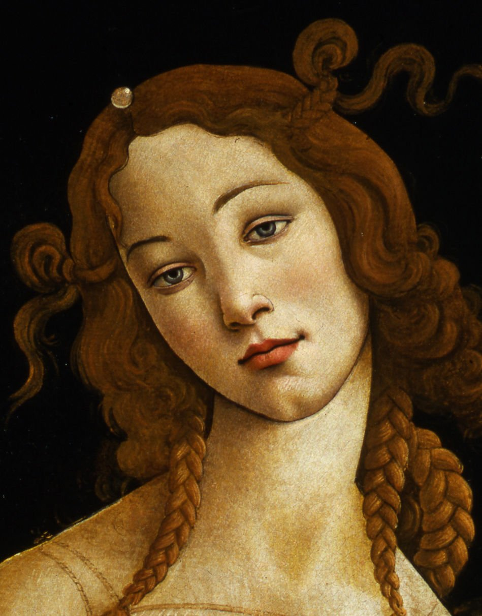 Beautiful paintings by Sandro Botticelli