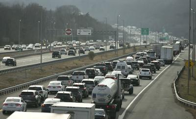 Holiday traffic (copy) (copy)