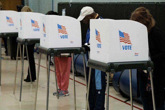 Voting in Henrico