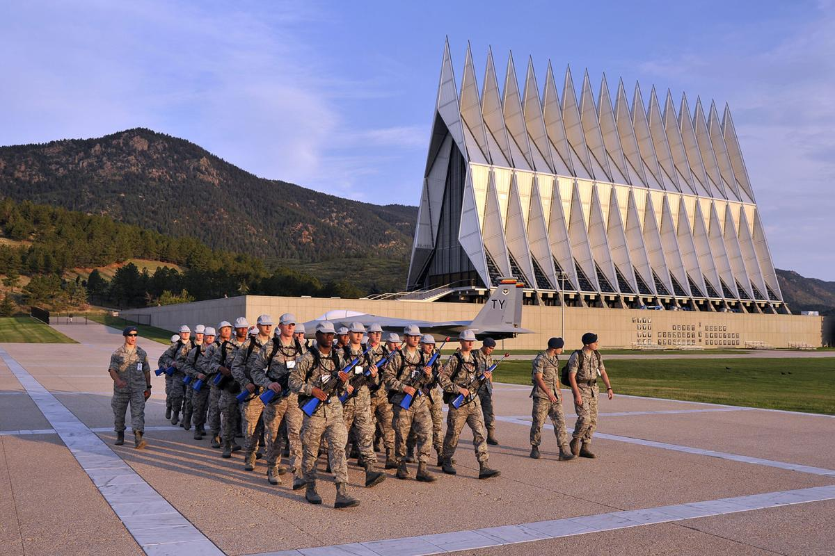 get out us air force academy superintendent delivers powerful statement as school investigates racial slurs
