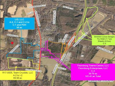 Change likely coming to Thornburg as developers propose