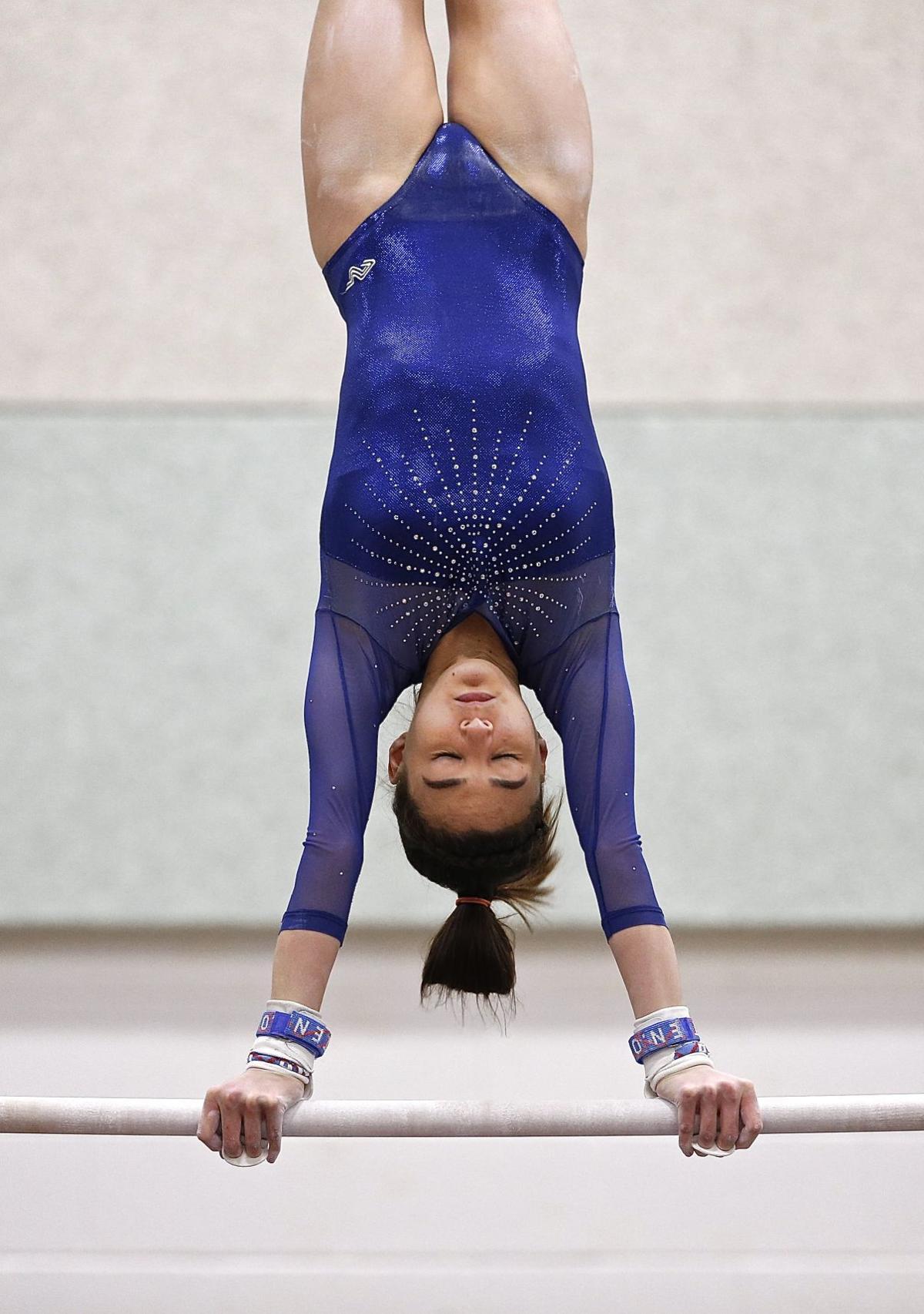 Safford Of Fredericksburg >> High school gymnastics: Led by Chang, Stafford triumphs at Winterfest meet   High School ...