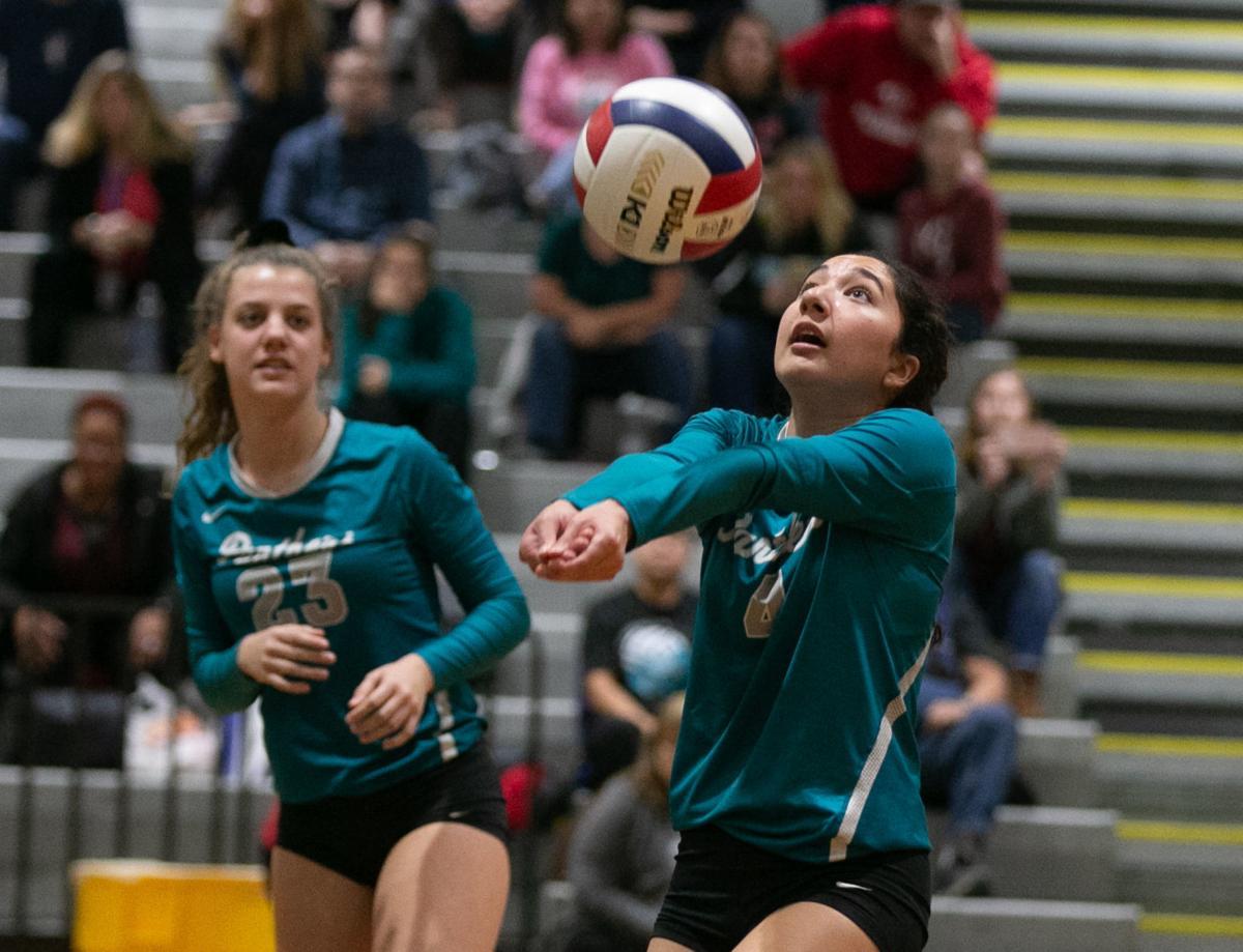 Massaponax vs Patriot volleyball