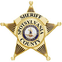 Spotsylvania Sheriff's badge