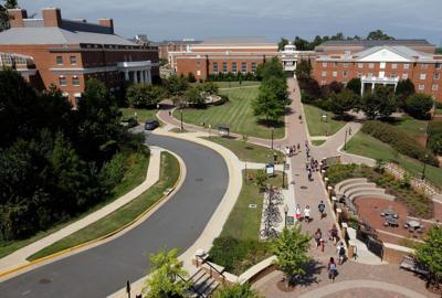 PHOTO: UMW campus