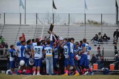 FOOTBALL: King George Middle School Foxes win conference championship