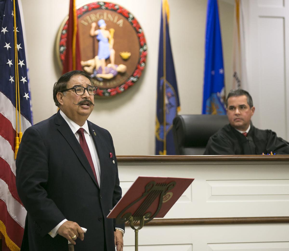 Rappahannock Veterans Docket
