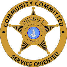 Caroline Sheriff badge