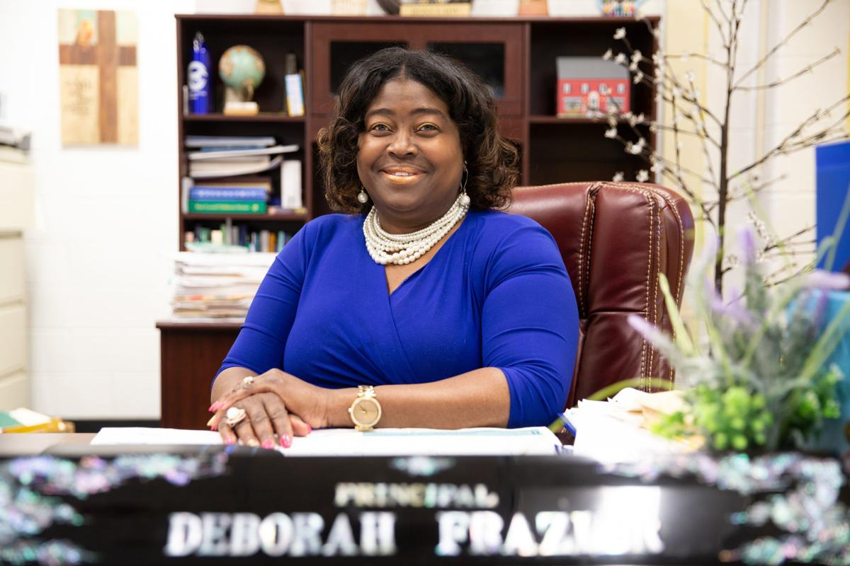Deborah Frazier