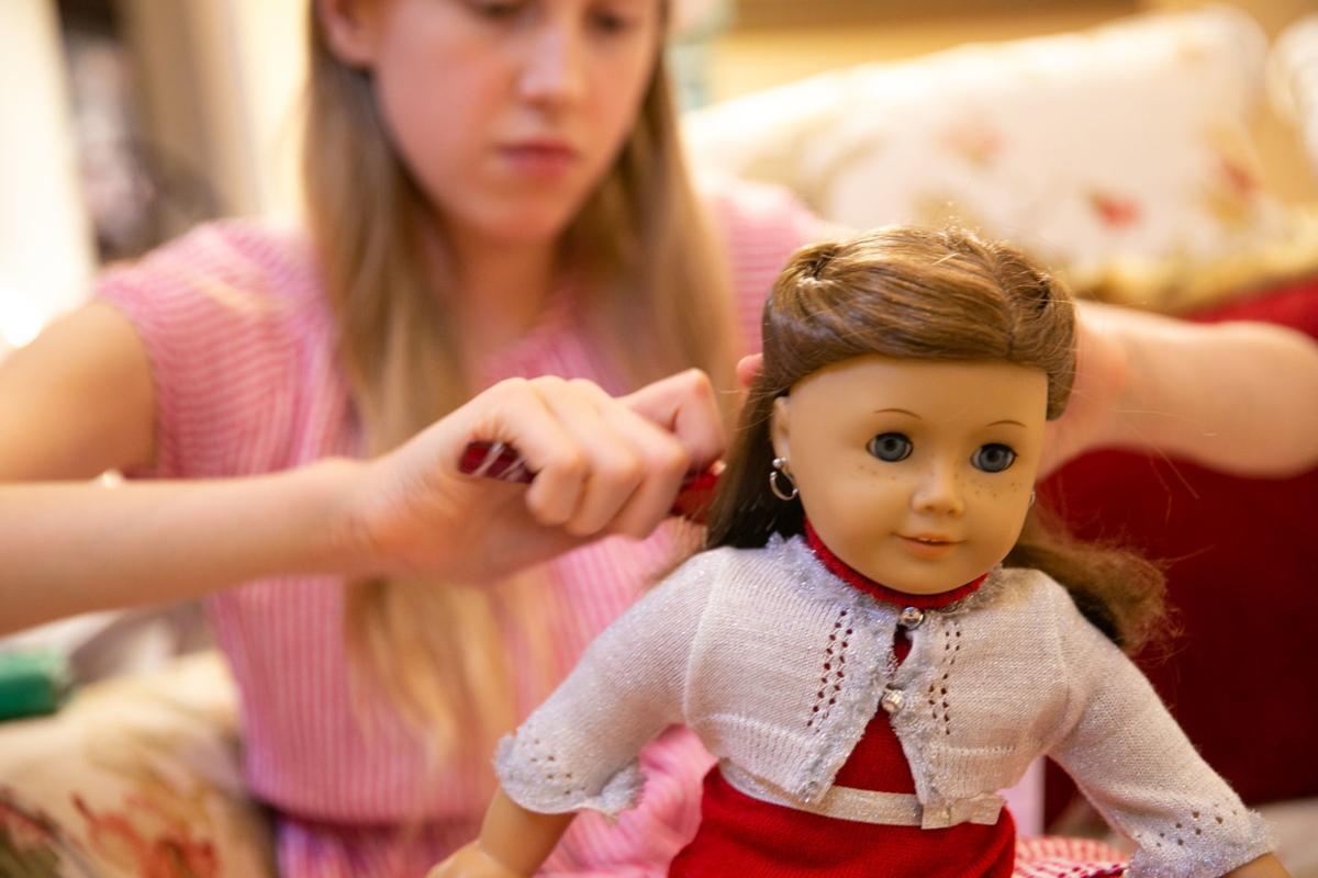 Stafford Doll Doctor 12 Does Absolutely Amazing Work On American Girl Dolls Lifestyles Fredericksburg Com