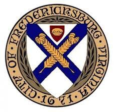 Fredericksburg city logo