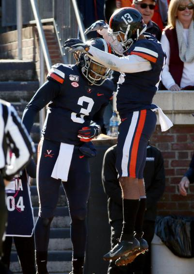 UVA-Virginia Tech football