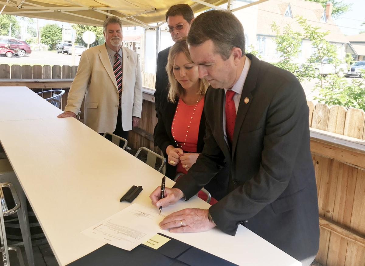Northam Signs Snakehead Bill