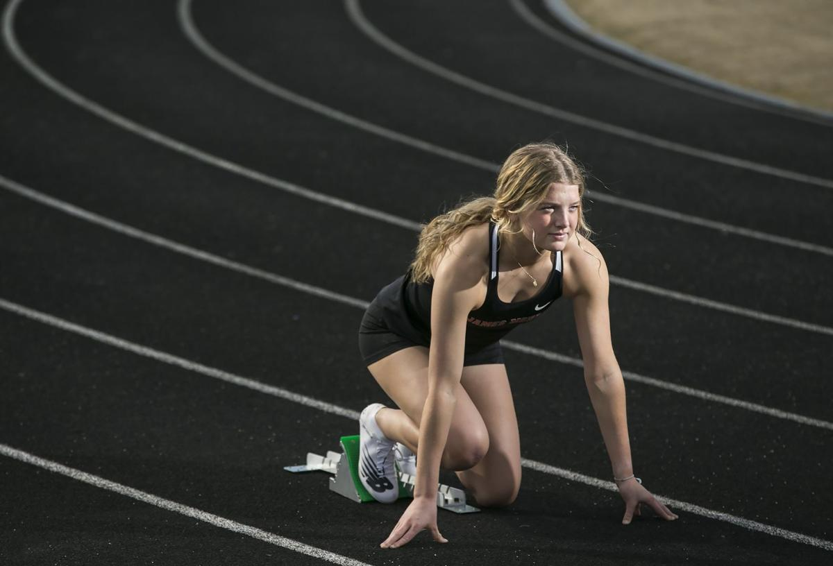 All-Area indoor track