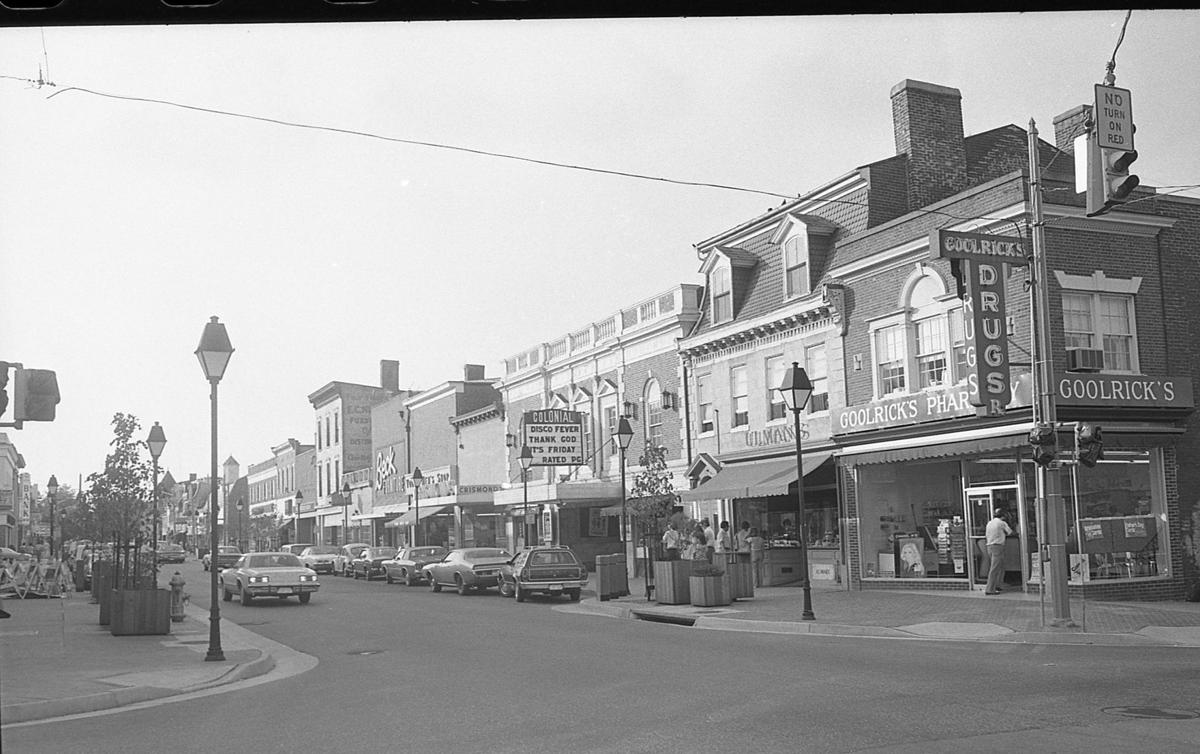 Retro Reads: Forty years ago, future of downtown