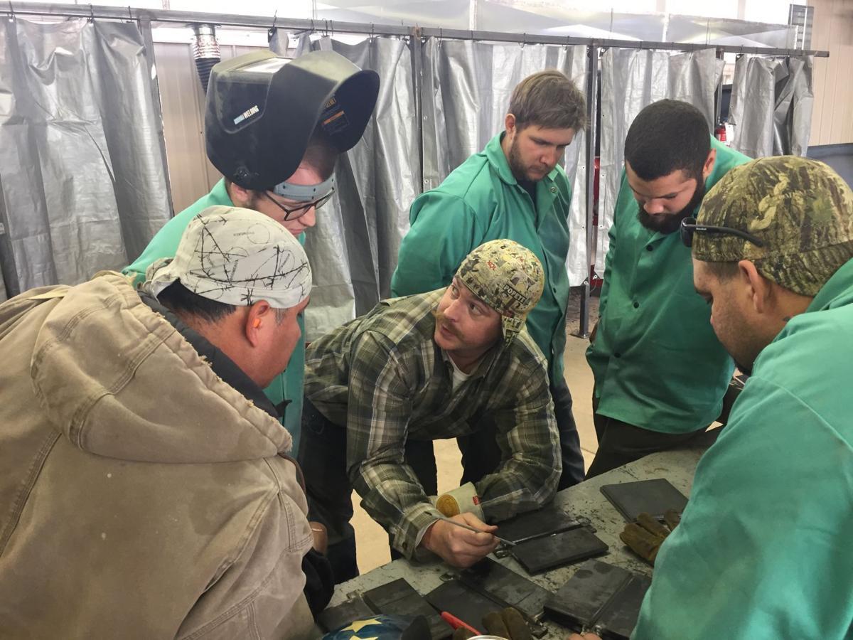 Culpeper welding school 1