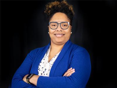 Tinesha Allen, Griffis-Widewater Candidate 2019