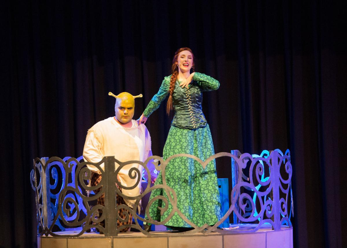 CYT's 'Shrek the Musical' stomps over to Chancellor High School