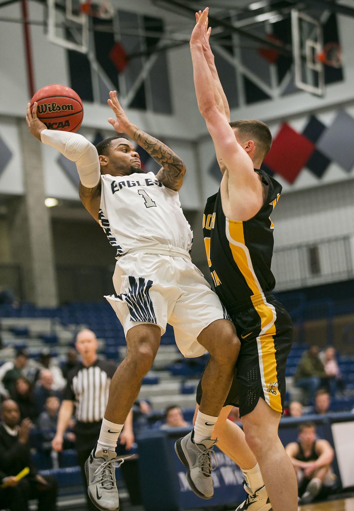 Randolph-Macon at UMW men's basketball