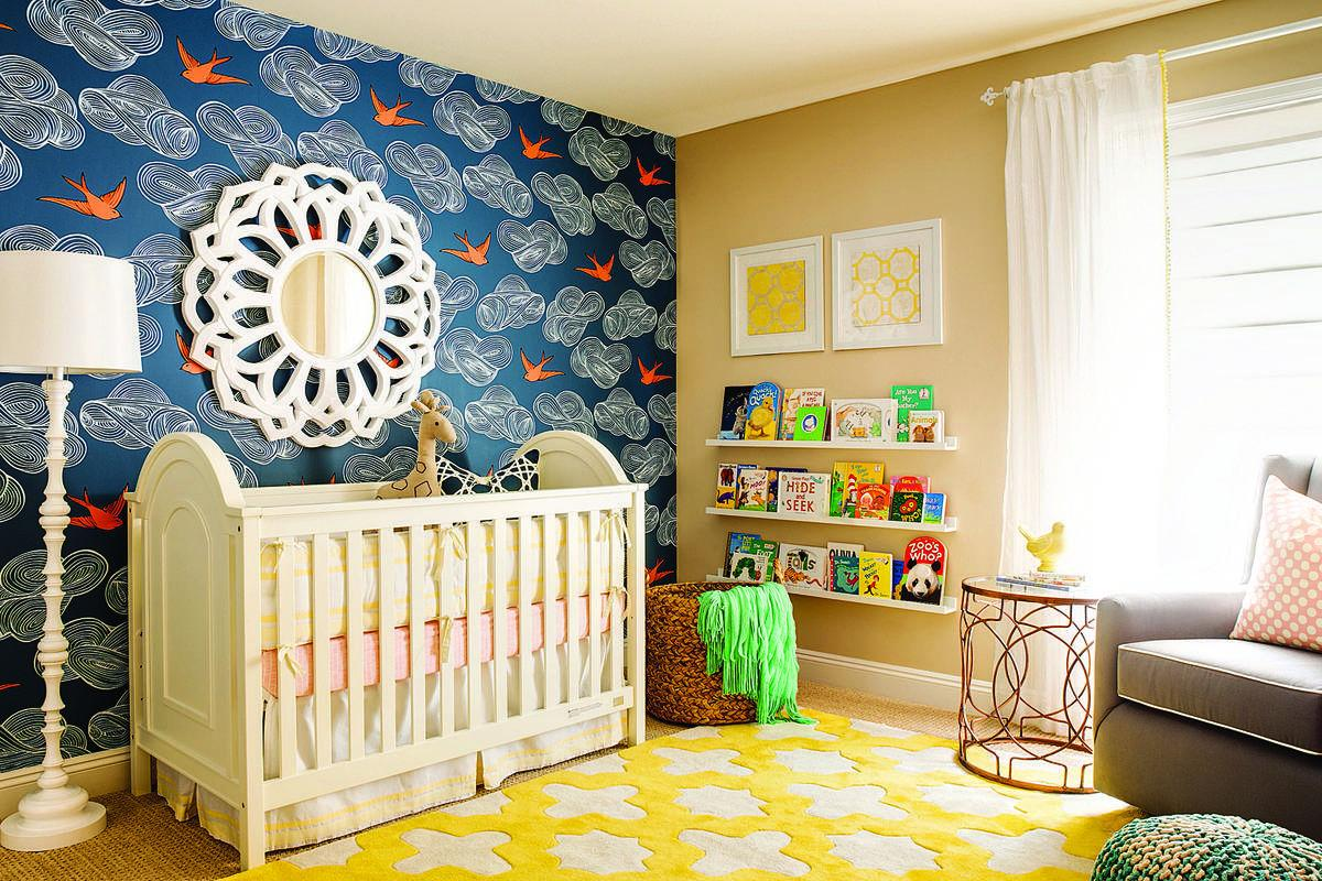Nursery décor is pregnant with fun possibilities | Features ...