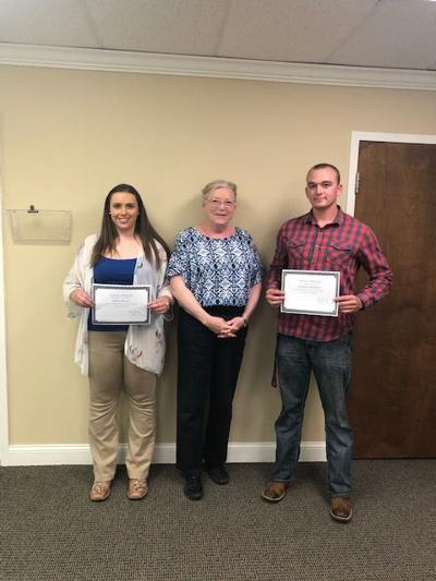 SCHOLARSHIP: Students pursue education in agriculture