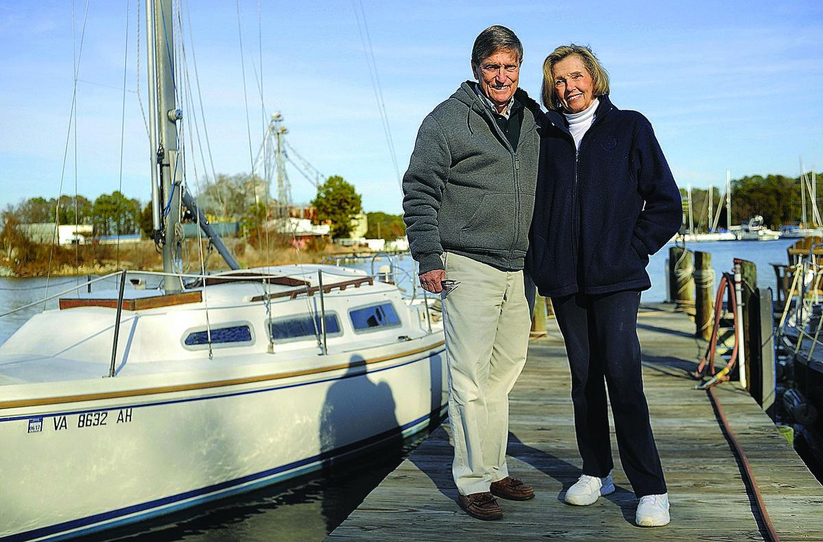Couple who spent five years sailing around the world are setting off on new adventure