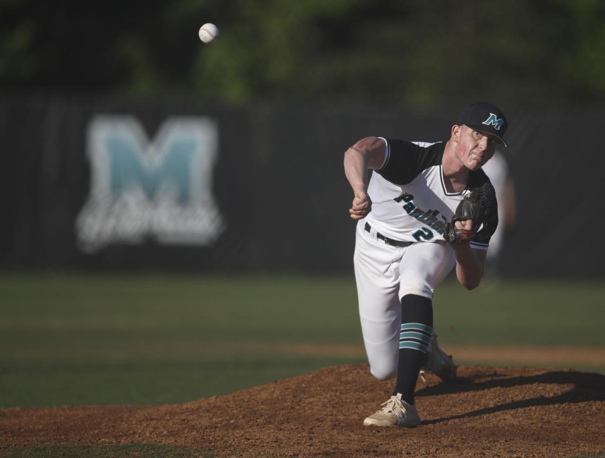 Massaponax v Mountain View baseball