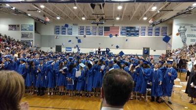PHOTO: Courtland H.S. graduation