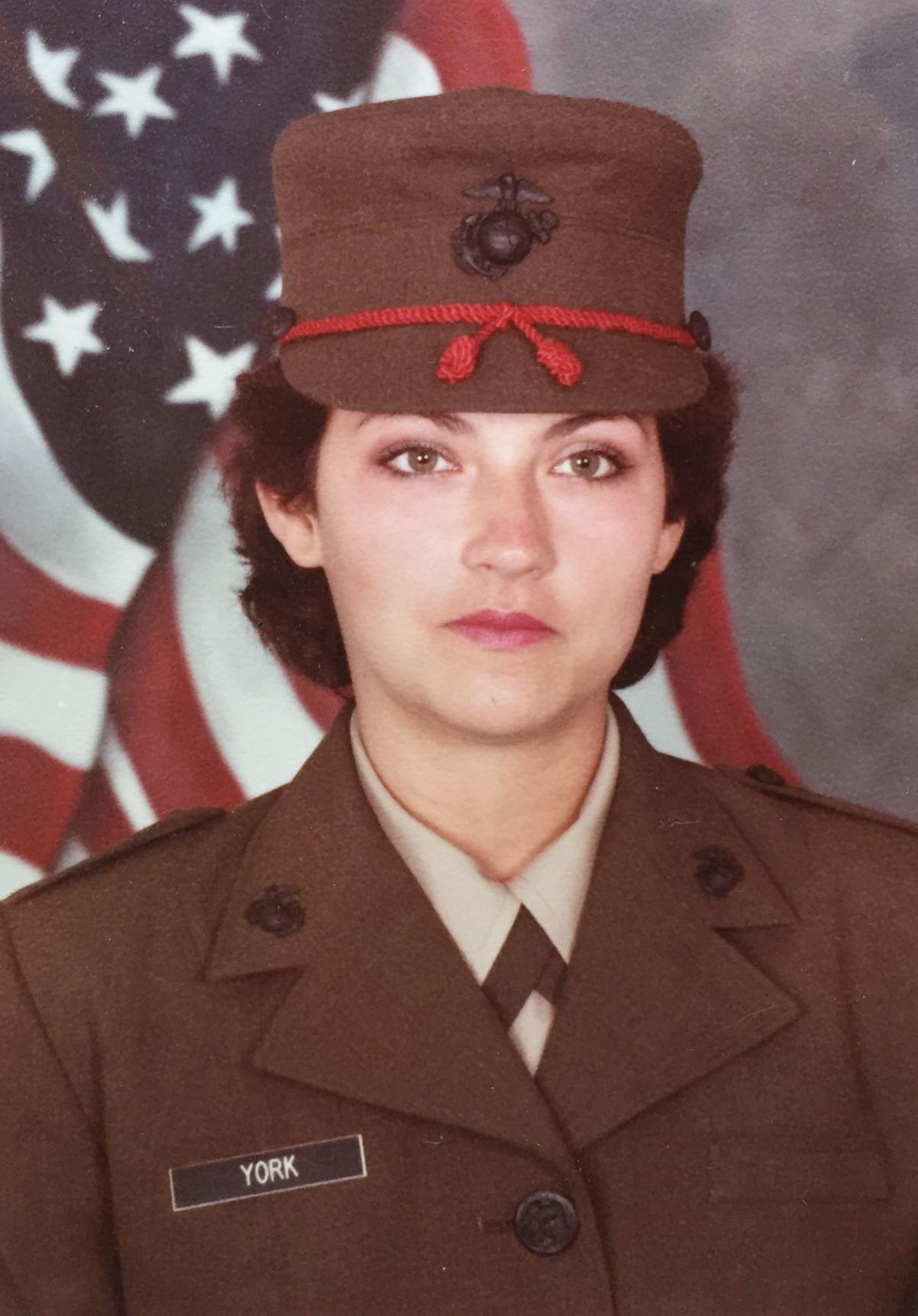 Jackie Huber Marine mug 1984.jpg