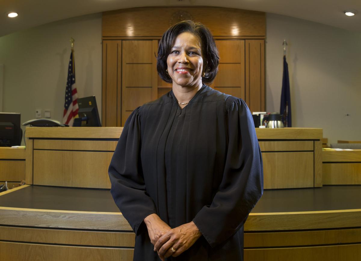 Judge Angela Roberts