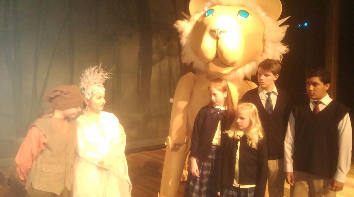 "Riverside Children's Theater presents ""NARNIA"""
