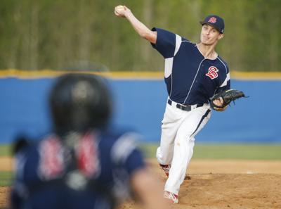 Spotsylvania v Riverbend baseball