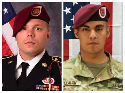 Afghanistan troops killed