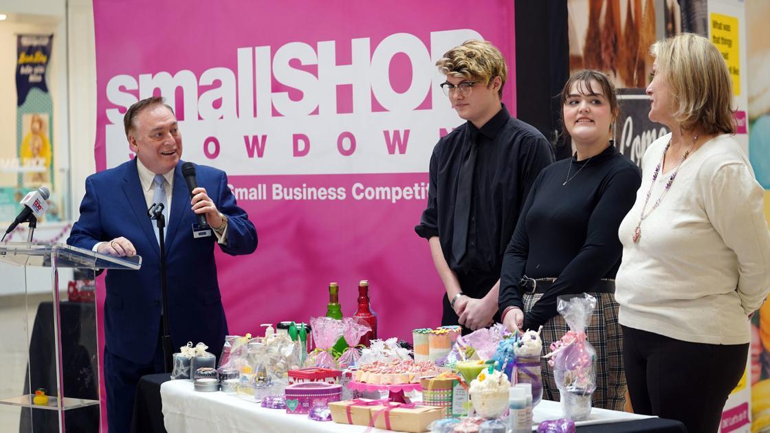 Artisan soap business wins Towne Centre's Shop Small Showdown - Fredericksburg.com