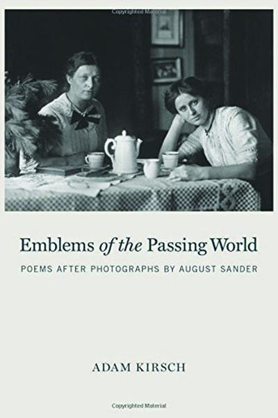 Book review: Unlikely partnership delivers images, poems