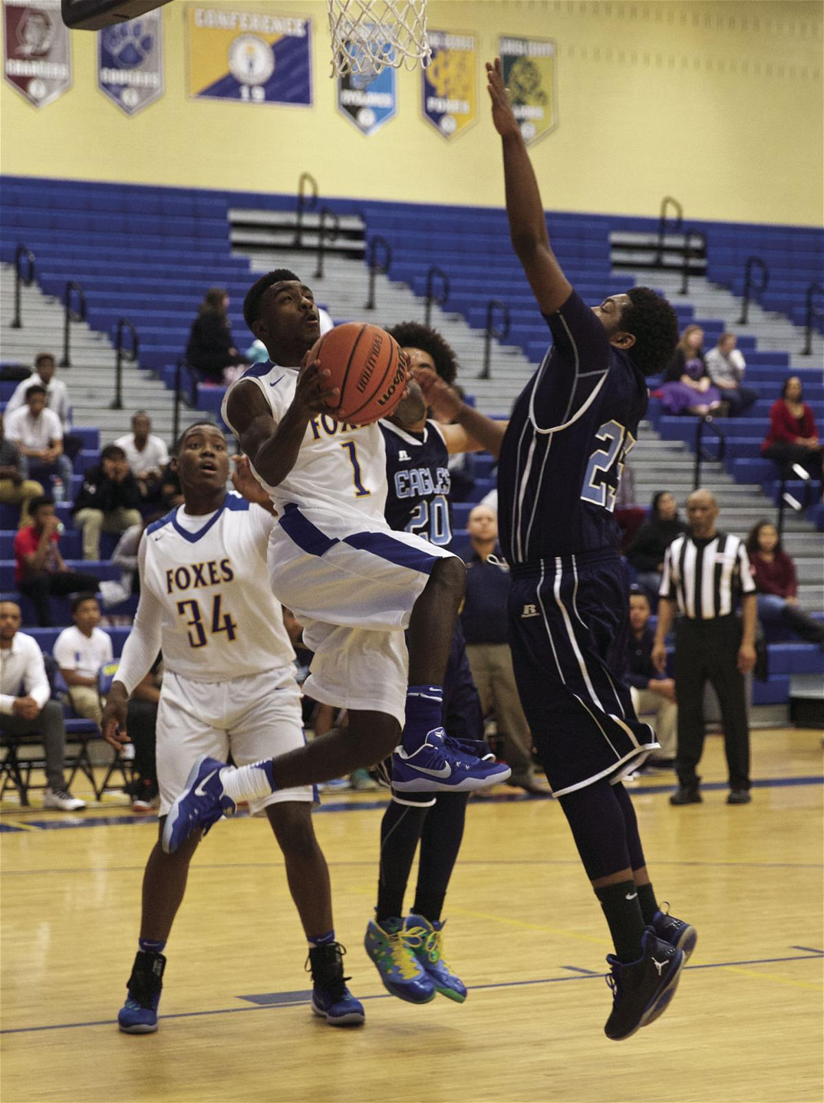 Washington & Lee at King George (Basketball)