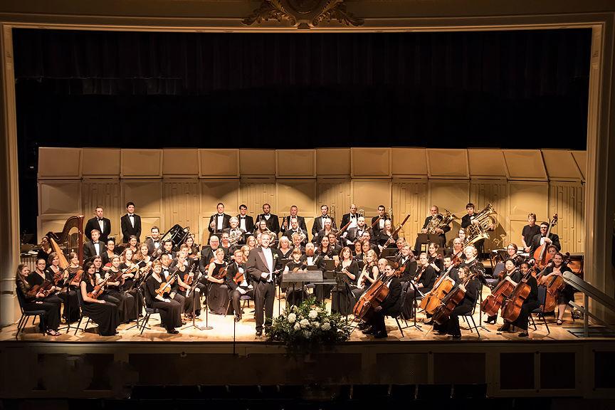 University of Mary Washington Philharmonic Orchestra