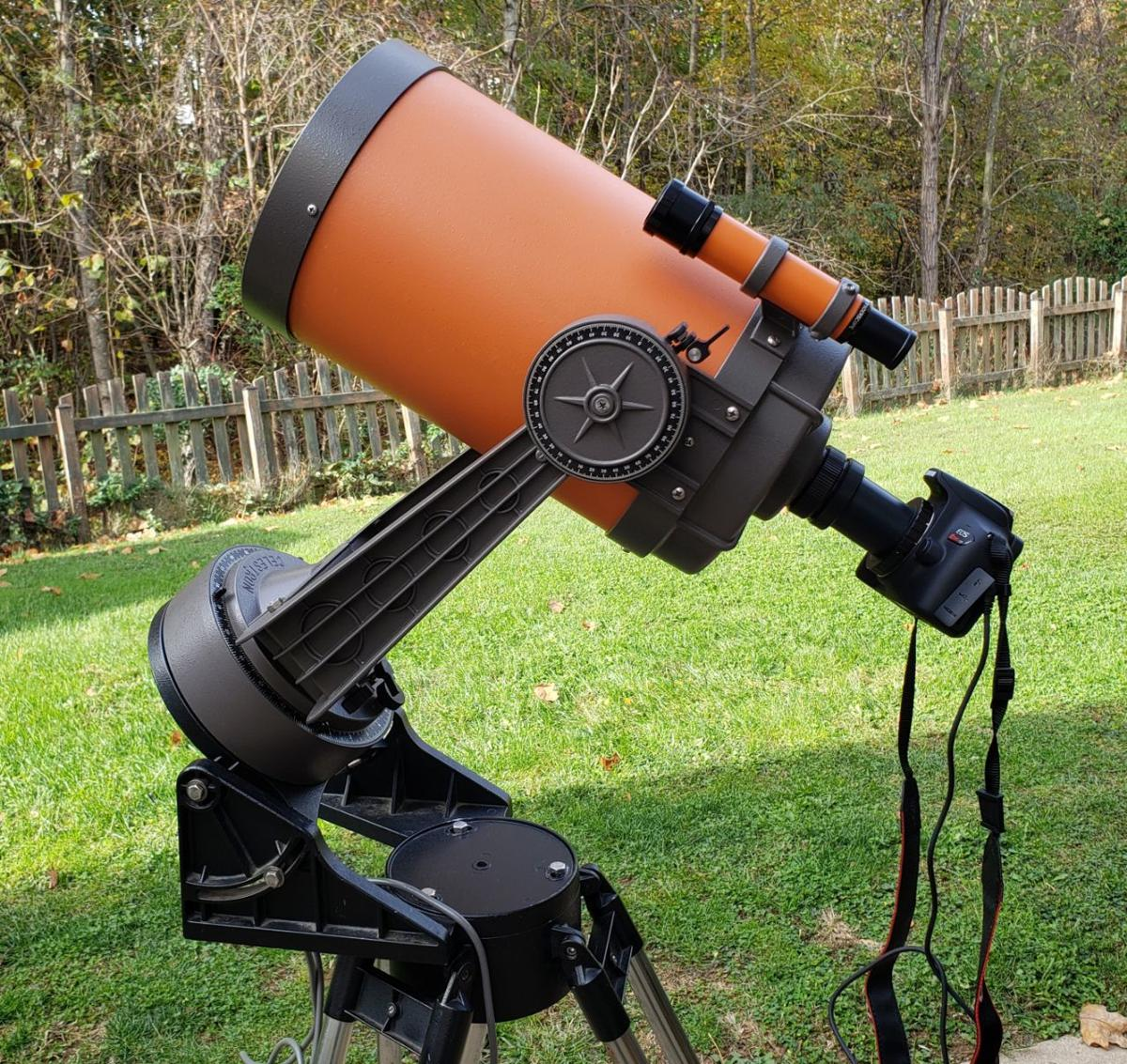 Stargazing: Telescopes for the Holidays