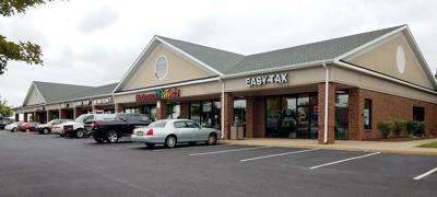 Lee's Hill Retail Center