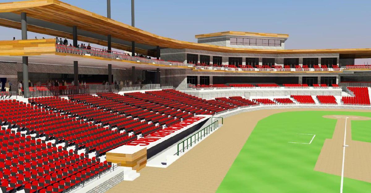 Fredericksburg Stadium