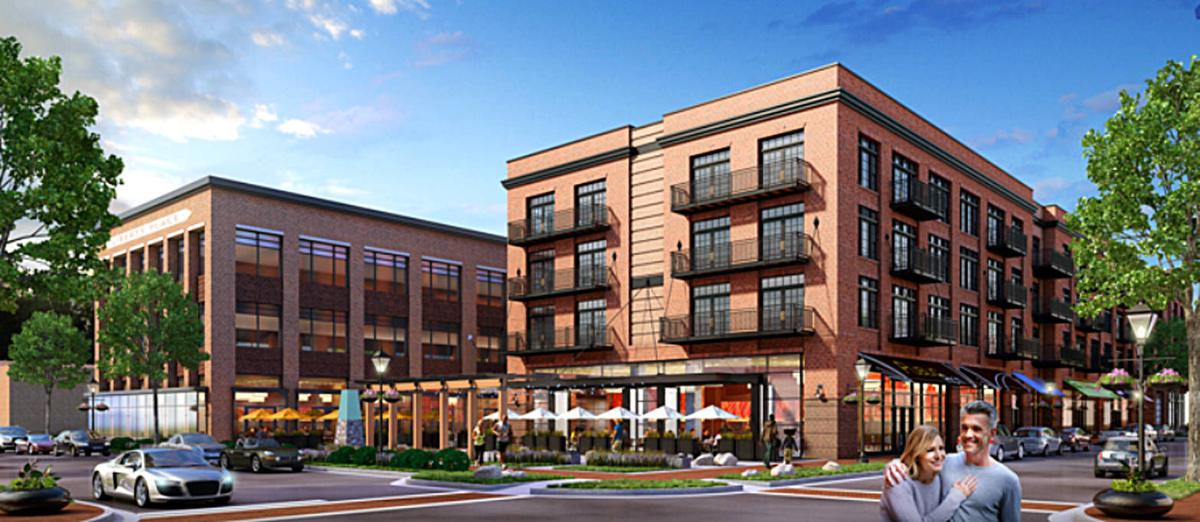 city council approves liberty place project in downtown fredericksburg fredericksburg. Black Bedroom Furniture Sets. Home Design Ideas