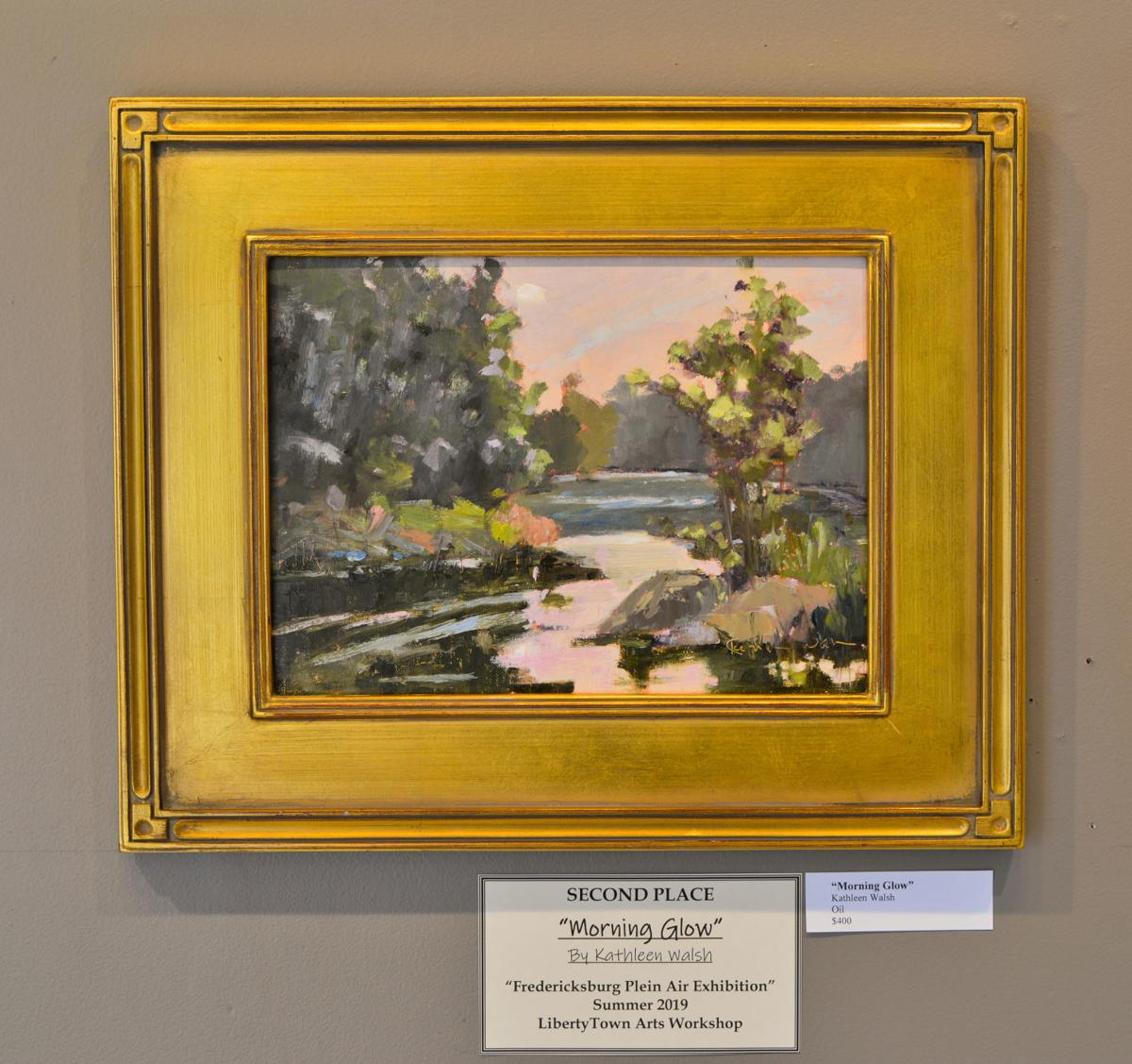 Fredericksburg Plein Air Exhibition