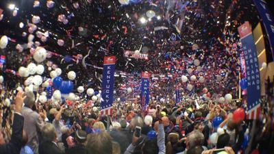 PHOTO: GOP convention