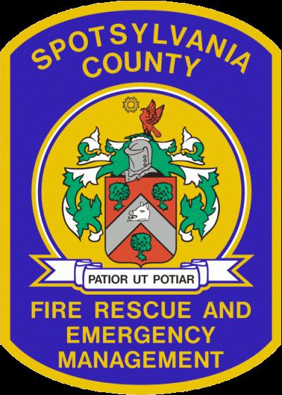 Spotsylvania Fire Department logo