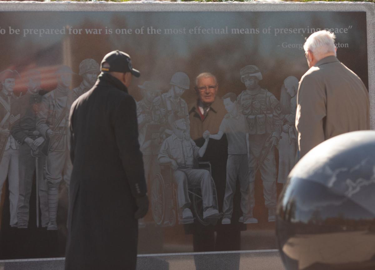 Stafford Vet Memorial