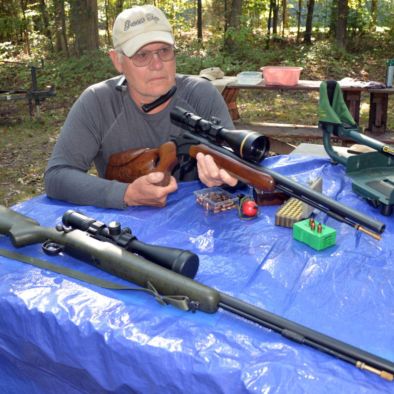 Ken Perrotte column: Muzzleloaders: When there's no smoke