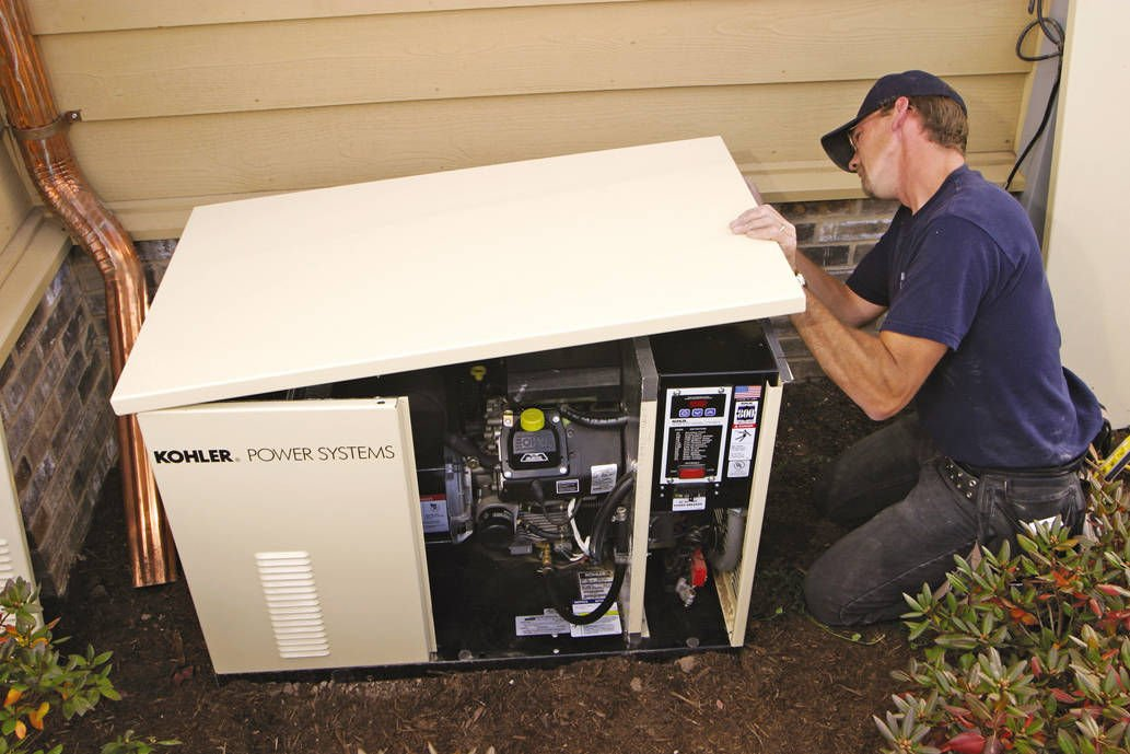 You Donu0027t Want To Run Whole House Generator More Than Itu0027s Needed