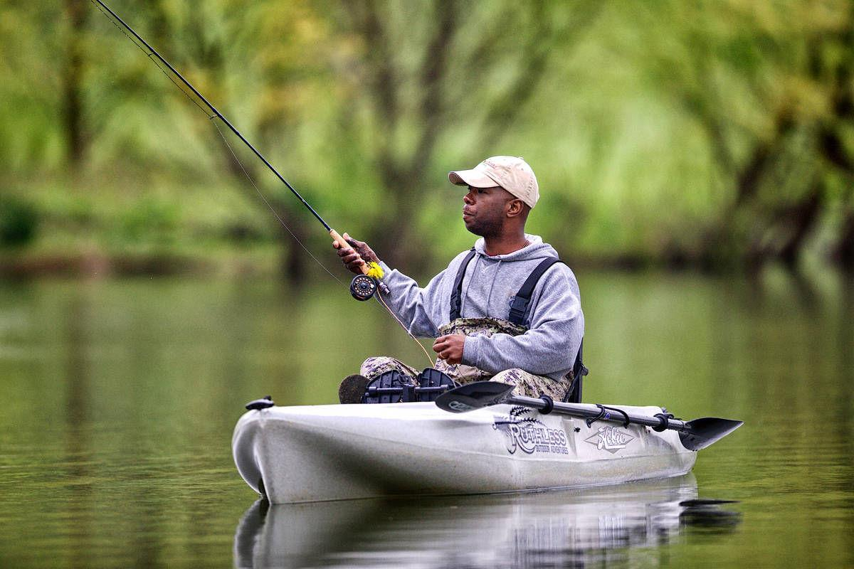 Project healing waters helps veterans find solace in fly for Chicago fly fishing